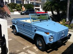 1974 VW Thing - Acapulco Edition.......I MISS THIS CAR!!!!!