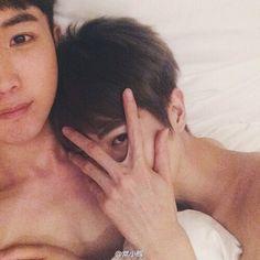 » gay ulzzang couple «