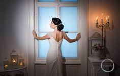 Wedding dress @ Belle et Boheme. classy and beautiful