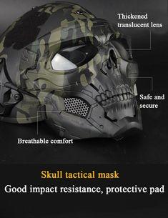 elemento HK KLR Army Paintball maschera