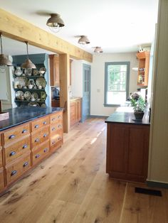 Live Sawn White Oak solid wood floors preserve and celebrate the individuality of each tree. Grown and made in the USA. Call 1-800-928-9602 to order. www.hullforest.com
