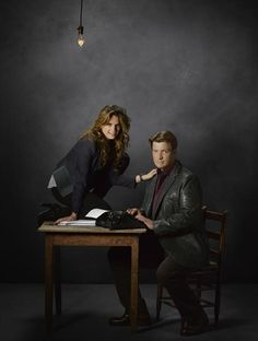 Castle Season 5: Castle and Beckett Get Cozy in New Promo Pictures! (PHOTOS)
