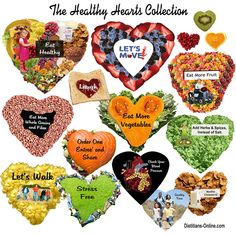 keep your heart healthy & recipes