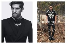Tony Ward & Alessio Pozzi for Givenchy S/S 2015 Mens Campaign   The Fashionography   Mert & Marcus