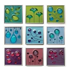 fused glass artindi