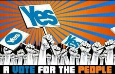 Remember it's a vote by the people for the people #Yesiscoming pic.twitter.com/LZYjA7roFJ