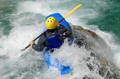 TripBucket - We want You to DREAM BIG! | Dream: Raft or Kayak the Soča River, Slovenia