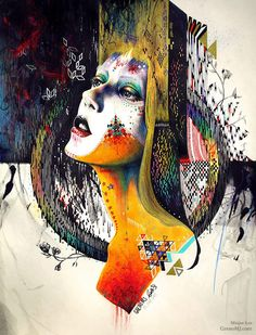 Minjae Lee's Illustrations Submit your Artwork and join our artists @ www.artpeoplegallery.com