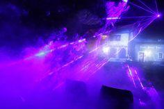 Waterplexx 5D / Lasers / © 2012 Kraftwerk Living Technologies