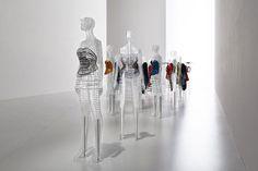 The work of Miyake Issey exhibition by Tokujin Yoshioka, Tokyo – Japan » Retail Design Blog