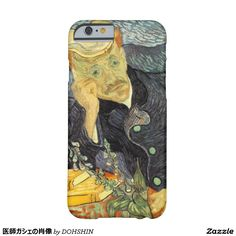 医師ガシェの肖像 iPhone 6 ベアリーゼアケース