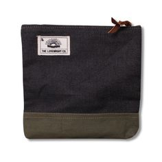 The Lovewright Co. Selvage Medicine Bag