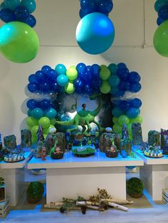 The good dinosaur decoration party
