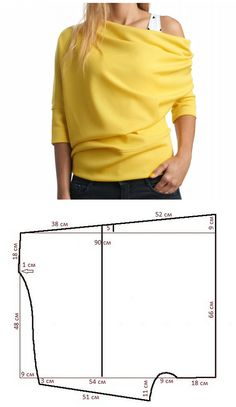 Sewing simple patterns How to sew a boho style blouse in just an hour Diy Clothing, Clothing Patterns, Dress Patterns, Coat Patterns, Look Fashion, Diy Fashion, Sewing Blouses, Estilo Hippie, Easy Sewing Patterns