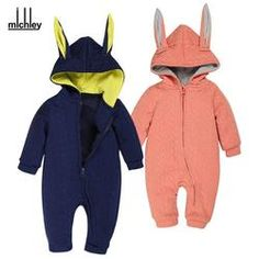 Cheap toddler romper, Buy Quality baby clothes directly from China newborn baby clothes Suppliers: Baby Toddler Rompers Long Rabbit Ears Hooded Jumpsuits Cotton Fleece Warm Costumes Newborn Baby Clothes Autumn Winter Outerwear Baby Outfits Newborn, Baby Girl Newborn, Baby Boy Outfits, Baby Boys, Boy Toddler, Pyjamas, Baby Snowsuit, Baby Jumpsuit, Long Romper