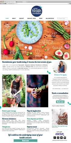 Your Health Revolution | Lydia Cotter is an experienced Naturopath, Integrative Medicine Practitioner & Wellness Coach