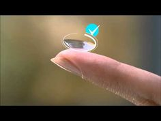 How to Put in Contacts -- DAILIES® AquaComfort Plus® Contact Lenses