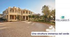 A Ortoliuzzo Messina un Residence per Anziani immerso nel Verde