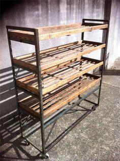 vintage shoe rack on ebay nsw