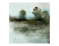Serenity Lake Giclee on Canvas 40 x 40  http://www.shopgreige.com/catalog/products/wall-art/art/serenity-lake-giclee