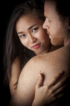 Diversity makes couples photography even sexier.