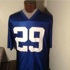 EXC COLTS Addai Jersey NFL Size Large