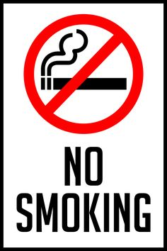 Find no smoking laws and signage requirements for all fifty states. Select sign templates for every location and situation according to state smoking laws.