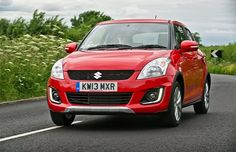 The Suzuki 4WD #carleasing deal | One of the many cars and vans available to lease from www.carlease.uk.com