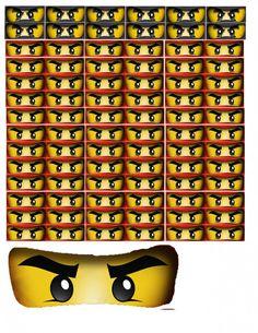 Ninjago Birthday Party + Free Ninjago Party Printables ~ Featured Party…