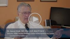 Dr. Vinik Interview about Neuropathy - Creator of NutriNerve