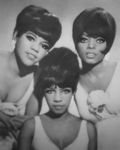 Diana Mary Florence The Supremes