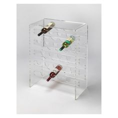 Butler Specialty Crystal Wine Rack Clear Acrylic Wine Stand, Thoughtful Christmas Gifts, Wood Chest, Italian Wine, Wine Storage, Dark Ages, Wine Cellar, Cool Kitchens, Clear Acrylic