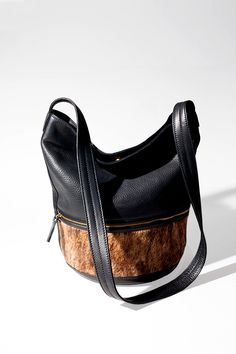 Small Bucket Bag     HARE + HART