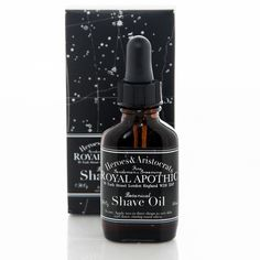 SIZE/DESCRIPTION: A heavenly scented shave oil to smoothly shave even the most stubborn of beards. Shaving oil softens the hair and lubricates the razor's path to eliminate razor-burn resulting in a c