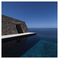 Deca Architecture - Cliffhanger House [Greece, 2007]