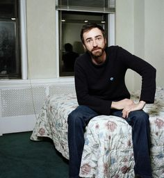 James Mercer (alas, that's not my bed) The Shins, How To Look Better, Celebs, Music, People, Mens Tops, Woodwind Instrument, Celebrities, Musica