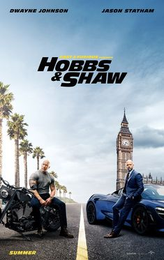 Directed by David Leitch. With Eiza González, Vanessa Kirby, Dwayne Johnson, Idris Elba. Lawman Luke Hobbs and outcast Deckard Shaw form an unlikely alliance when a cyber-genetically enhanced villain threatens the future of humanity. Fast And Furious, Fate Of The Furious, Furious 6, Vanessa Kirby, Idris Elba, Dwayne Johnson, Film Dc Comics, Movies To Watch, Good Movies
