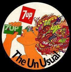 The Un Usual - sticker - Australia - Vintage Advertisements, Vintage Ads, Vintage Shops, New Scooby Doo, Hippie Man, Psychedelic Art, Vintage Colors, Cool Artwork, Design Art
