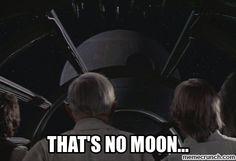 """THAT'S NO MOON! IT""""S THE #BLACKFRIDAY SALE at the HEIST!  #starwars  #allfridaysmatter #sale"""