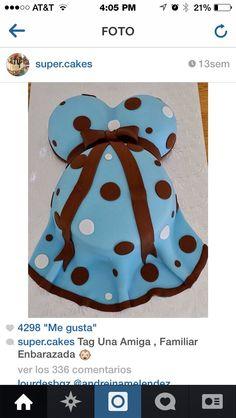 Es cake para baby shower de varón