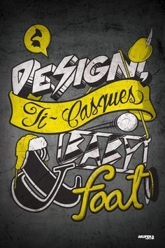 #Artists #creative #design #Inspiration #poster #Typography #illustration #poster #art