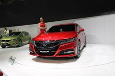 Концептуальный Honda Spirior дебютировал в Пекине. В рамках пекинского автосалона компания Honda презентовала свою концептуальную модель по имени Spirior. Напомним, что запуск модели Spirior состоялся еще в 2009 году. Концепт хэтчбека нового поколения может похвастаться динами