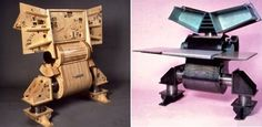 Robot Desk, 1989 designed by Fred Baier