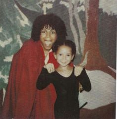 Maya Rudolph and her fabulous mom..... the legendary Minnie Ripperton ♥