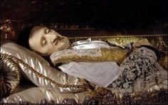 St. Vincent de Paul, died 1660. Fascinating, but is it true? Throughout the years the Roman Catholic Church has found the bodies of some of their saints to be incorrupt. When this happens, the body is often put on display (quite often they are put inside a Church altar with a glass front).