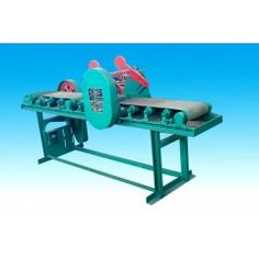 The Series of Adjustable Column Segment Cutter: This machine is used for cutting the adobe strip from extruder according to the length requirement of adobe piece cutting machine to adobe section, and feed them into piece cutting machine. To meet different requirement of production technology, our company produces different products: vertical section cutter, synchronous cutter. http://www.productsx.net/sell/show.php?itemid=1056