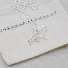 Shepherd Necklace