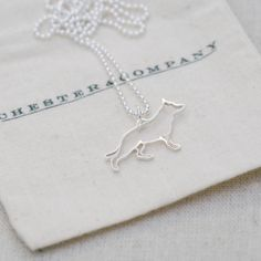 Fab.com | Shepherd Necklace Sterling