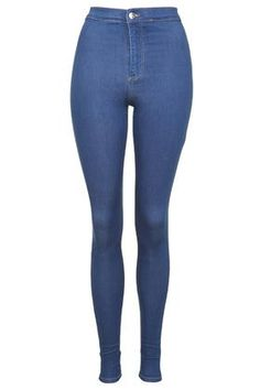 MOTO Authentic Blue Joni Jeans
