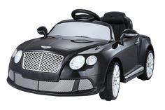 Accueil / Bentley GT Sous Licence Noir - 12V Voiture Électrique Pour ...